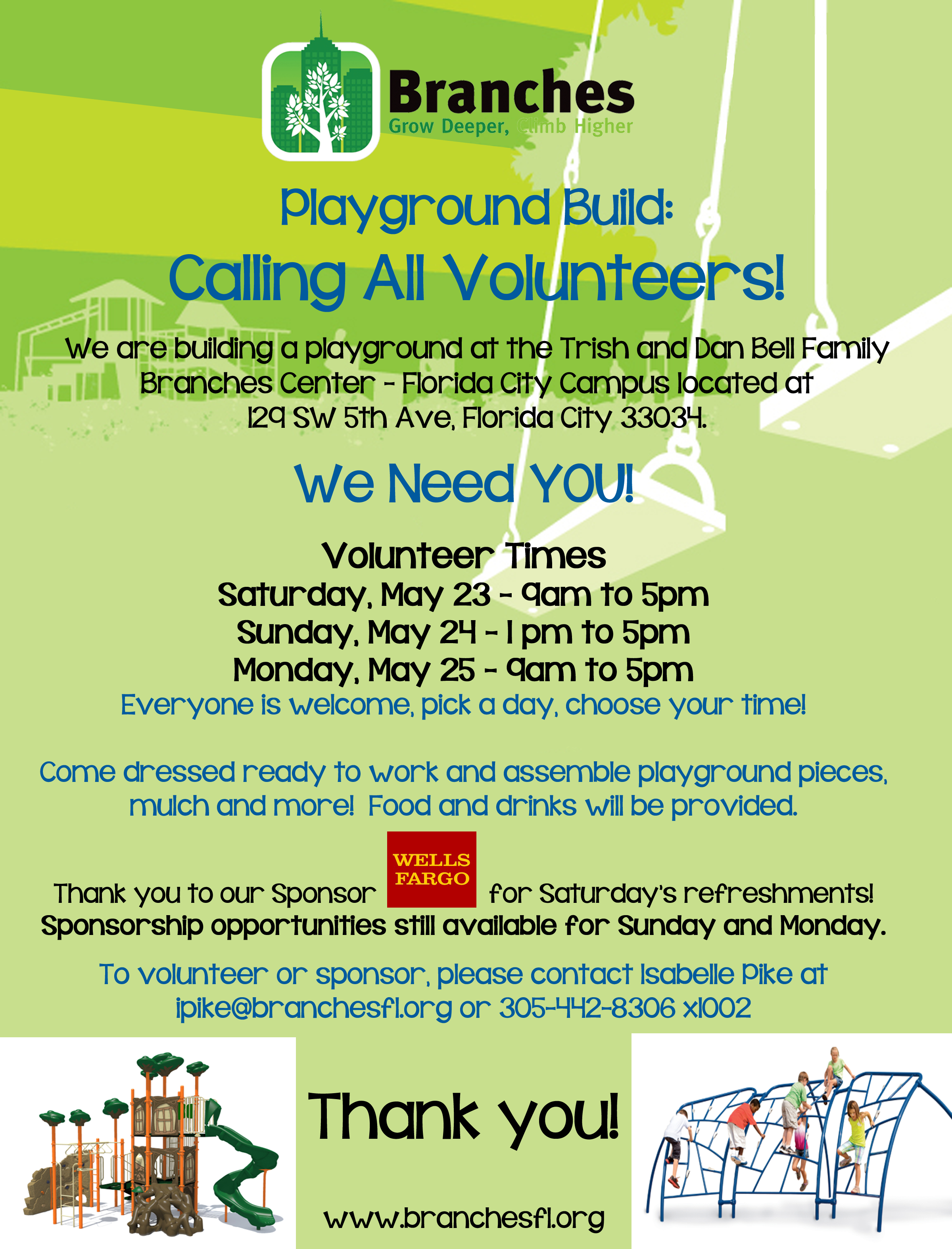 May2015Branches FL City PlaygroundBuild